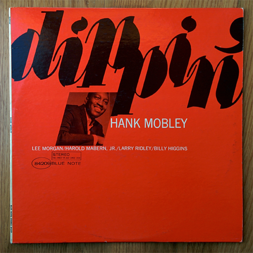 hank mobley - dippin - front