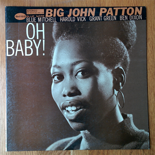 john patton - oh baby! - front